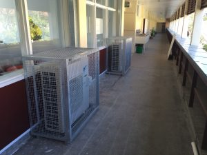 Kelvin Grove State College Mechanical Services Project