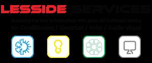 Lesside Service Logo